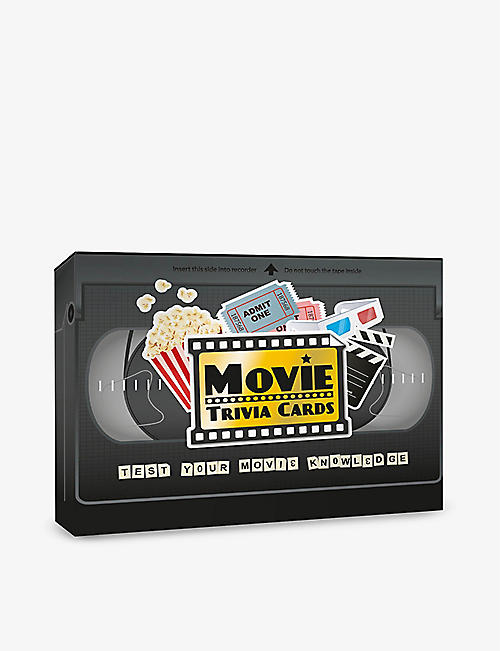 GIFT REPUBLIC: Movie trivia set
