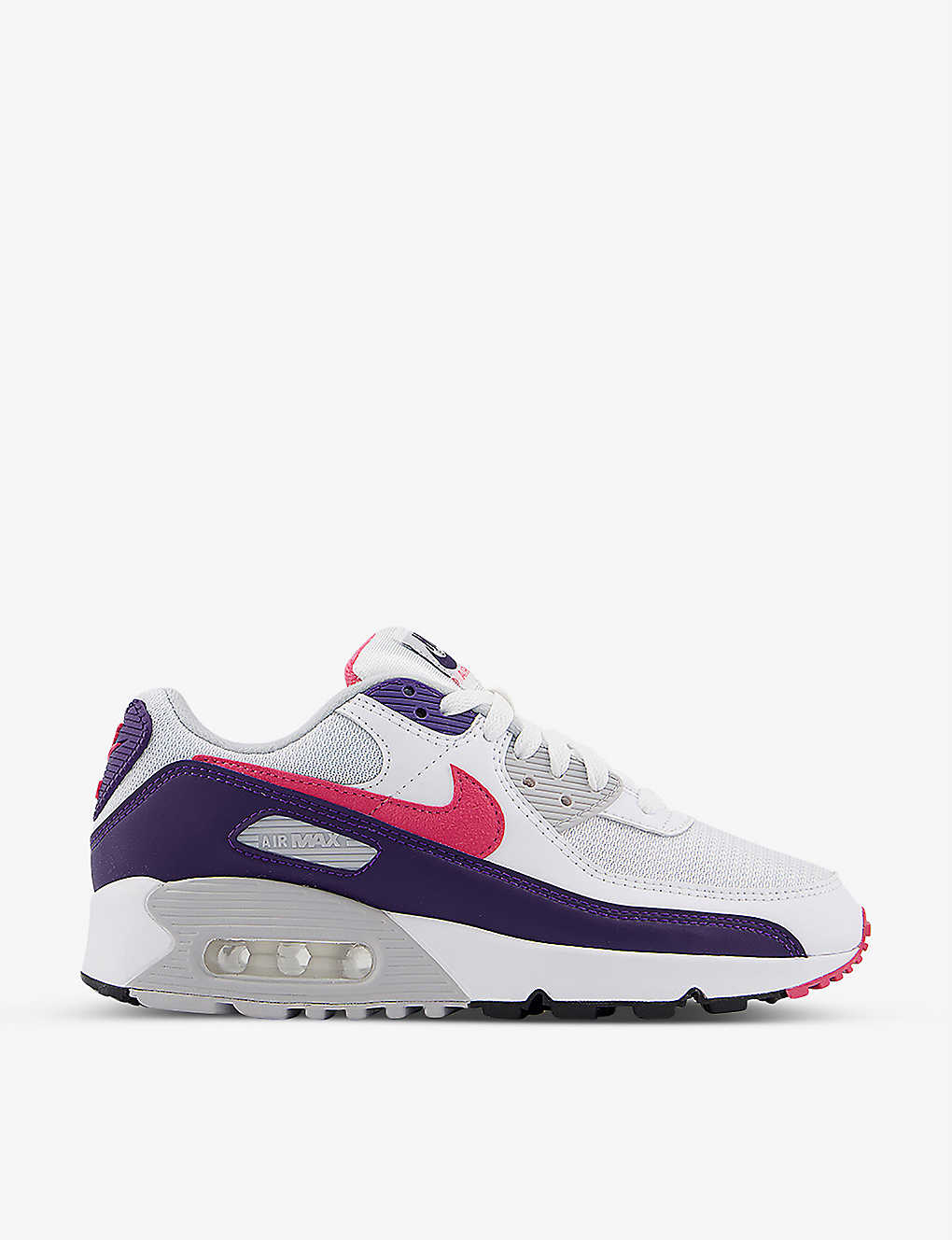 Nike Leathers AIR MAX III LEATHER AND TEXTILE TRAINERS