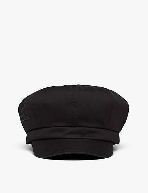 PRADA: Recycled-nylon hat