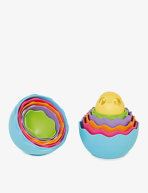 TOMY: Hide & Squeak Nesting Eggs