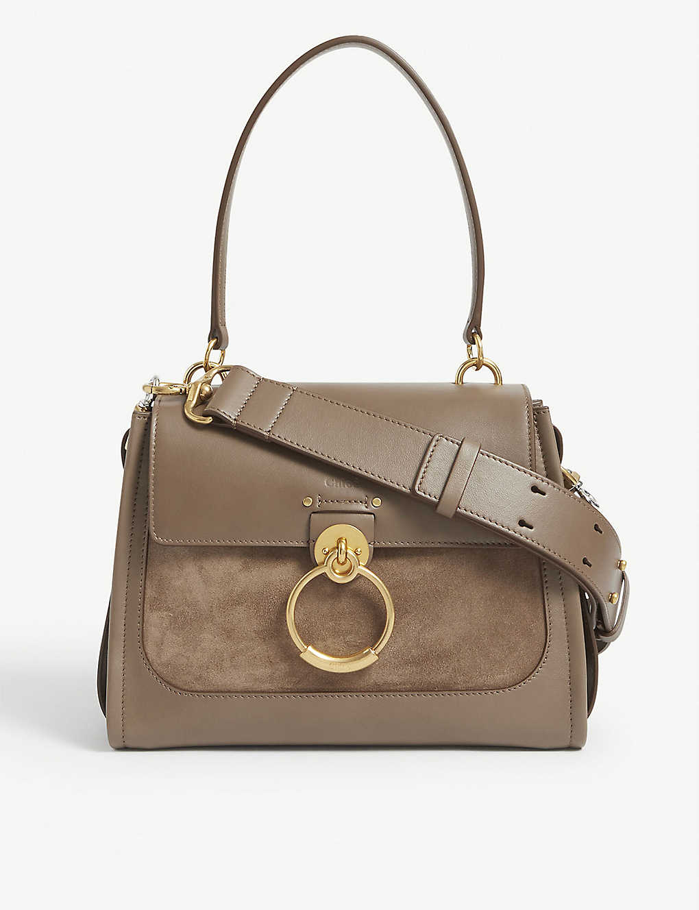 CHLOE: Tess Day small leather bag