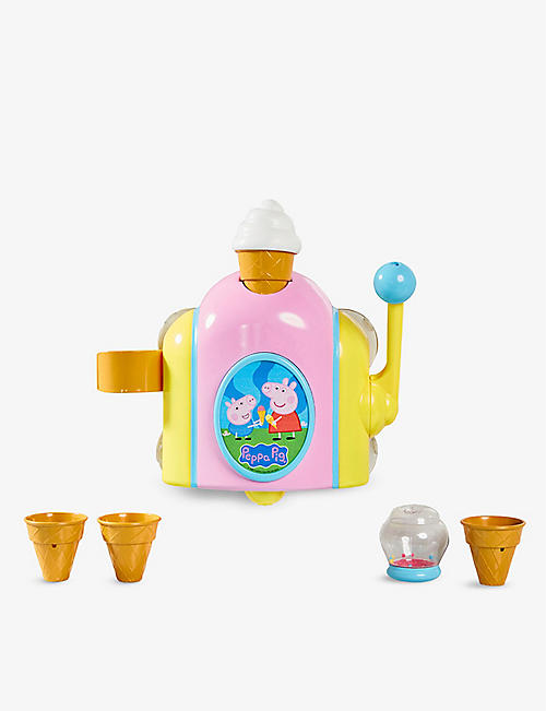 PEPPA PIG: Peppa Bubble Ice Cream Maker toy