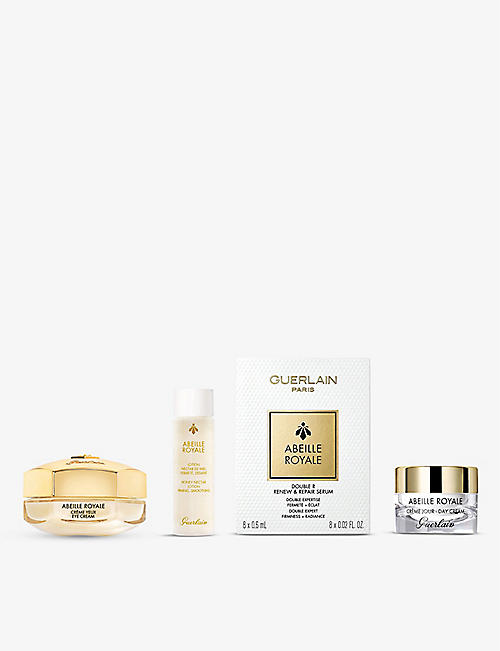 GUERLAIN: Abeille Royale Eye Cream Age-defying set