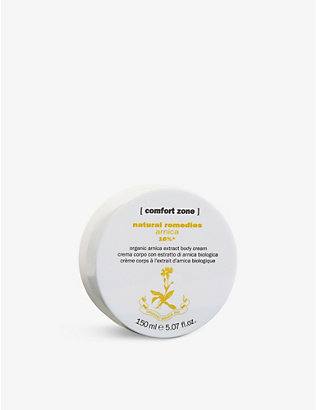 COMFORT ZONE: Natural Remedies arnica 10% 150ml