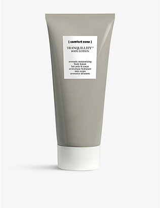 COMFORT ZONE: Tranquillity body lotion 200ml