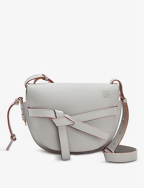 LOEWE: Gate small leather shoulder bag