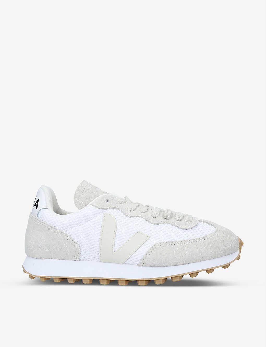 VEJA: Rio Branco mesh and leather trainers