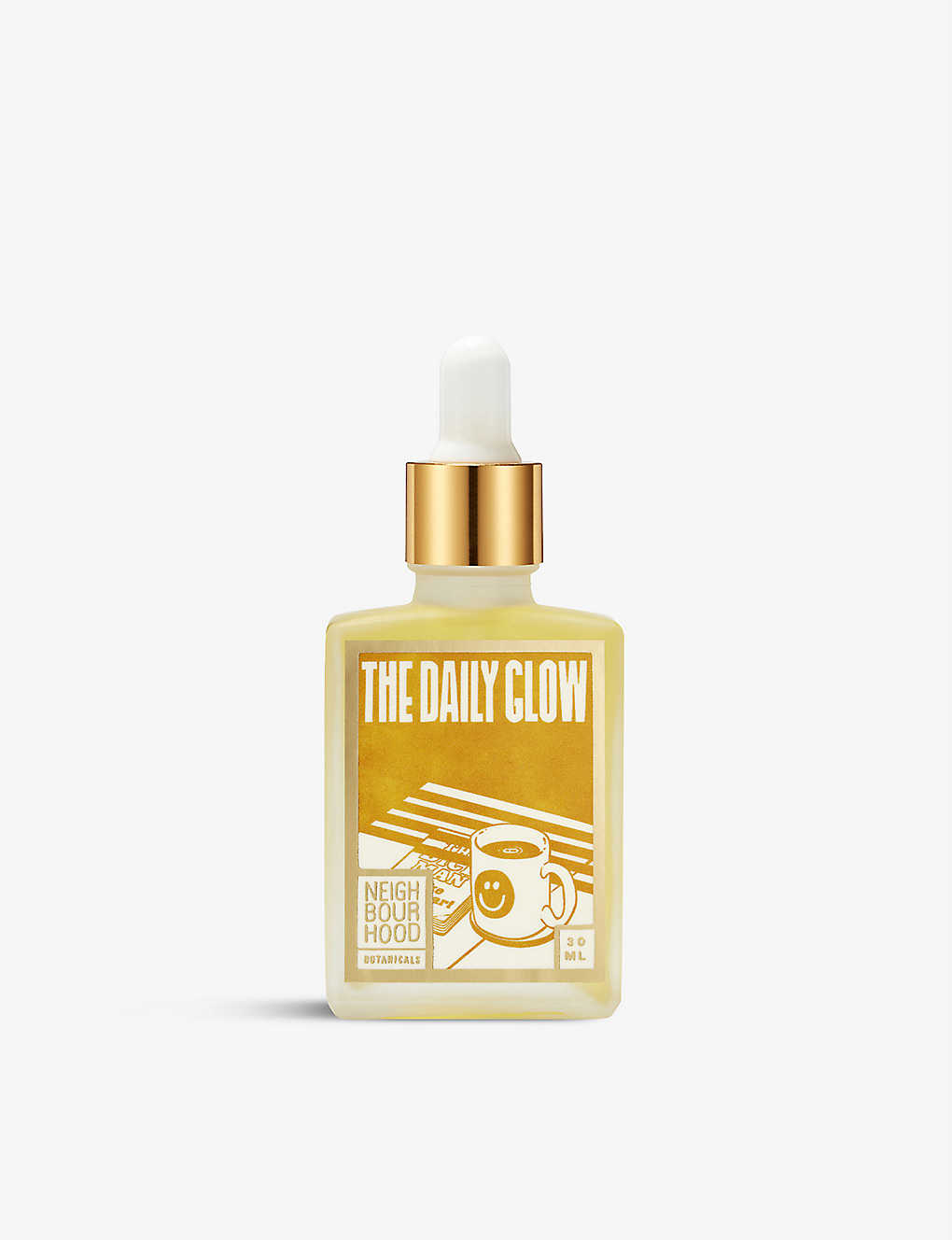 NEIGHBOURHOOD BOTANICALS: The Daily Glow facial oil 30ml