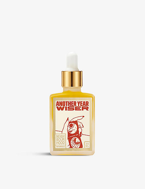NEIGHBOURHOOD BOTANICALS: Another Year Wiser facial oil 30ml