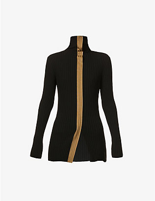MONCLER GENIUS: 1952 Ciclista turtleneck wool top