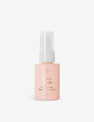 BYBI BEAUTY: Clean Hands moisturising antibacterial spray 30ml