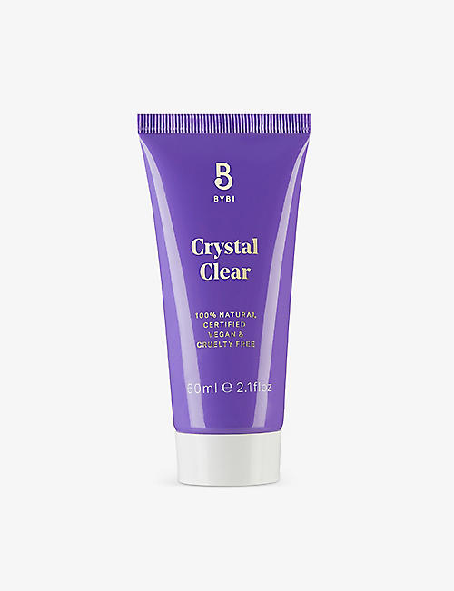 BYBI BEAUTY: Crystal Clear facial cleansing gel 60ml