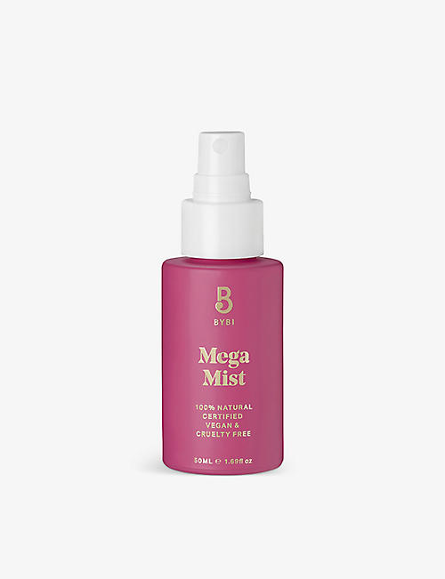 BYBI BEAUTY: Mega Mist hyaluronic acid facial spray 50ml