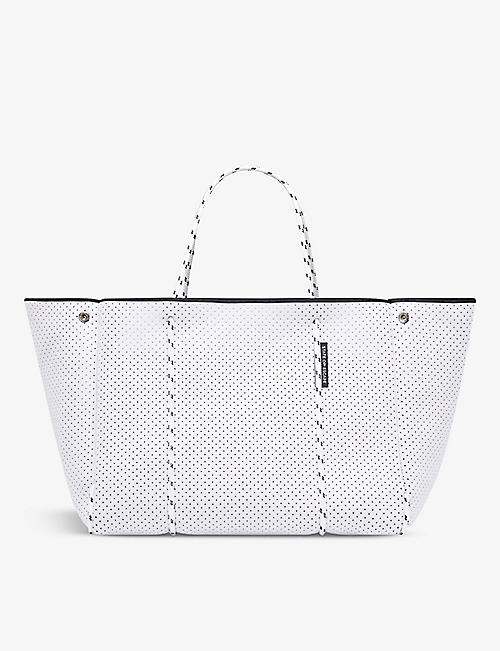 STATE OF ESCAPE: Escape neoprene tote