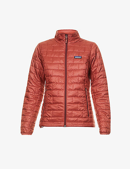 PATAGONIA: Nano Puff recycled shell jacket