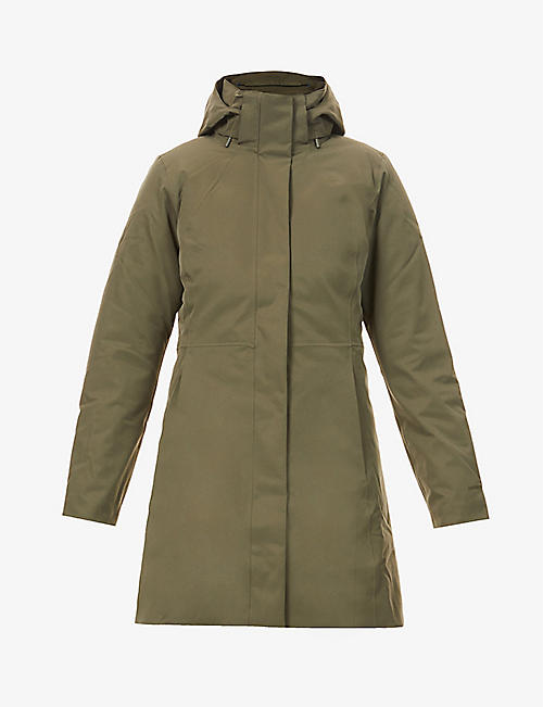 PATAGONIA: Tres 3-in-1 hooded shell coat