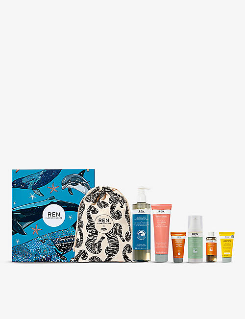REN: Project Earth limited-edition skincare box
