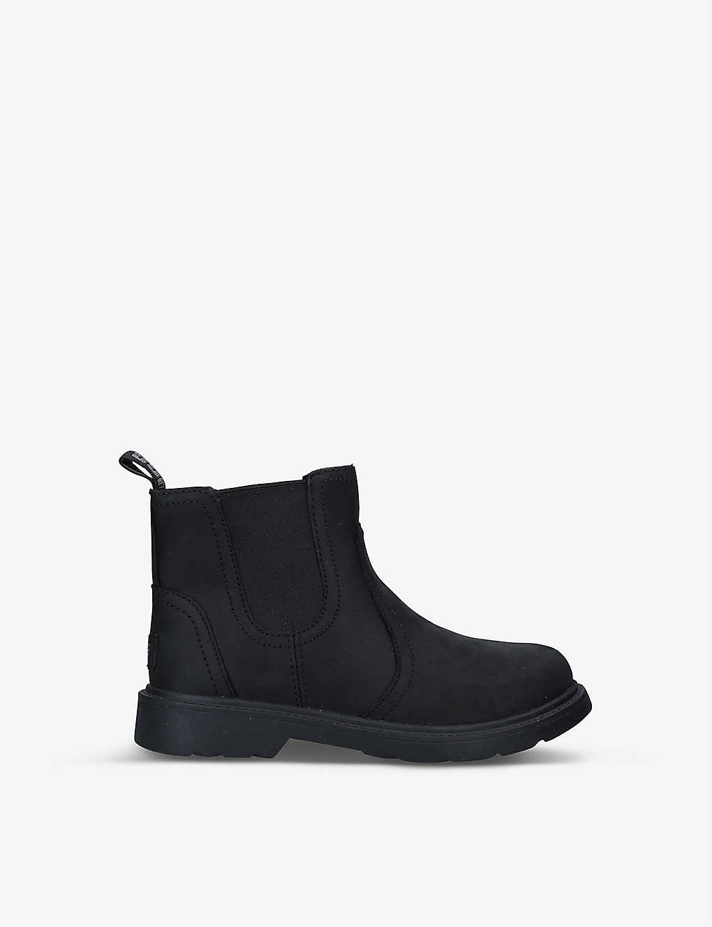 UGG: Bolden waterproof leather ankle boots 7-10 years