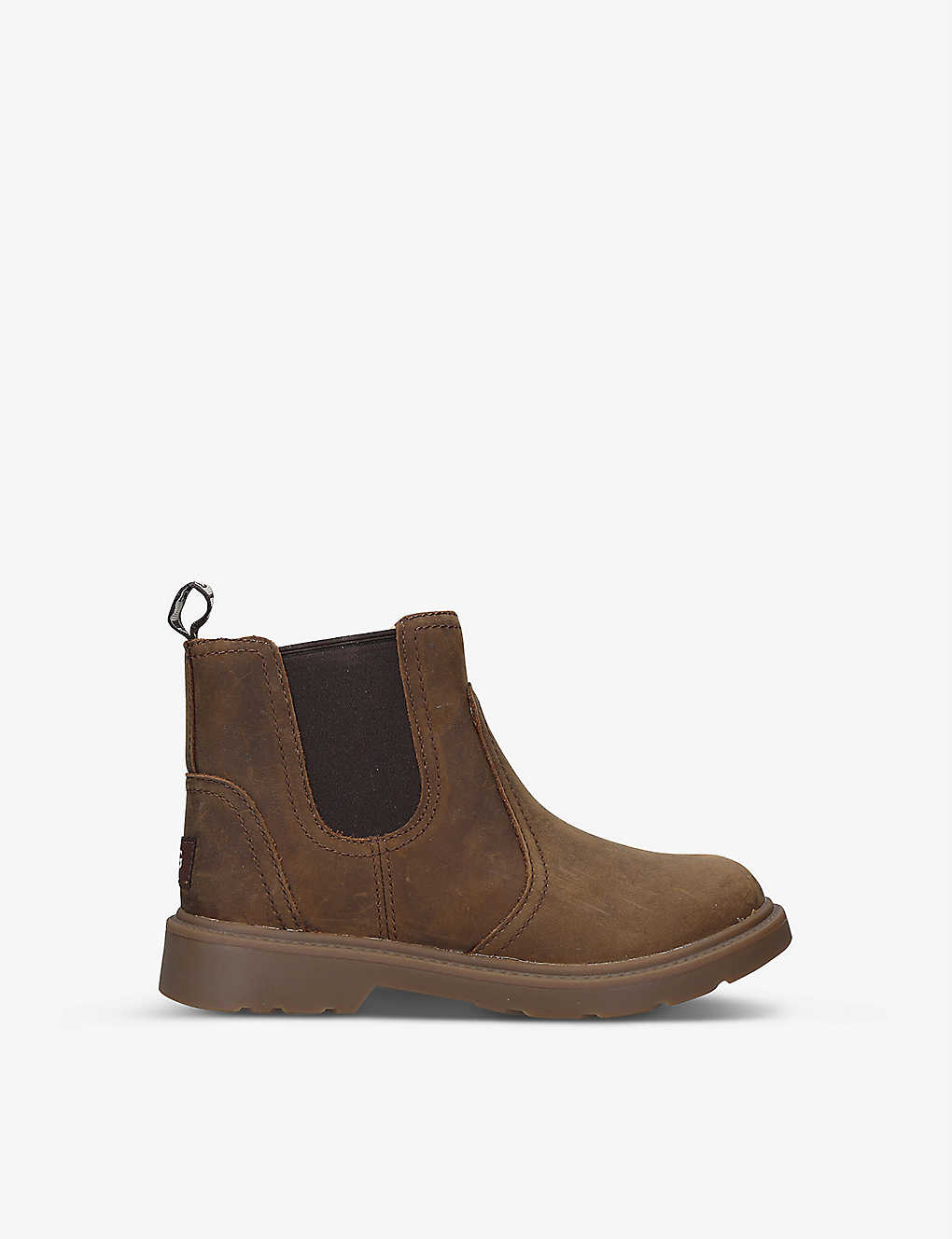 UGG: Bolden waterproof leather ankle boots 6-12 years