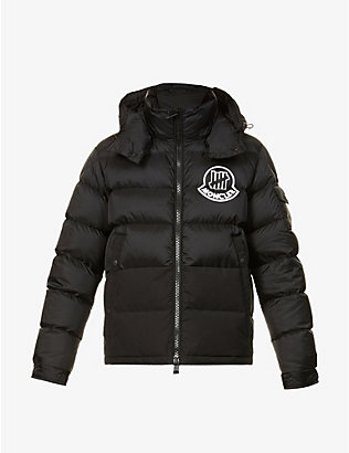 MONCLER GENIUS: Arensky padded shell-down jacket