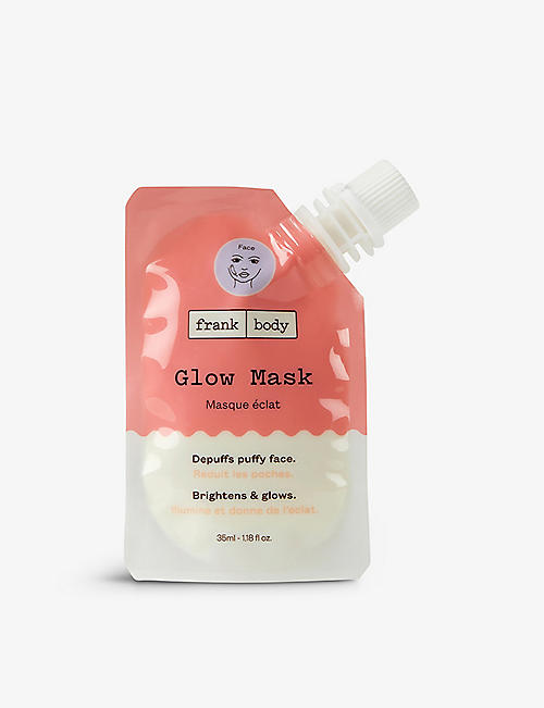 FRANK BODY: Glow Mask face mask 35ml