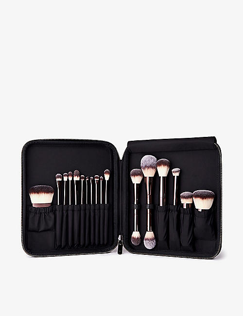 HOURGLASS: Vegan Brush collection