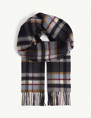 JOHNSTONS: Cashmere scarf