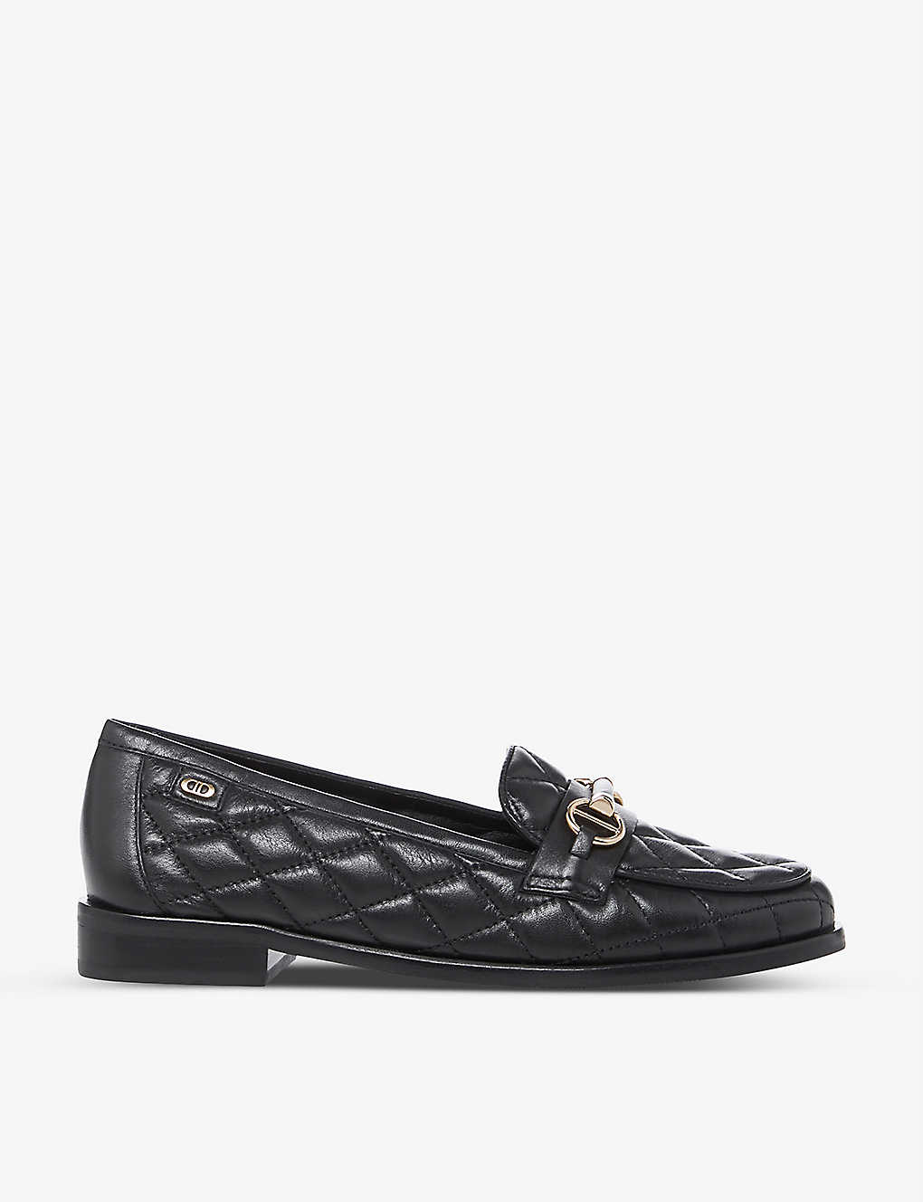 DUNE: Games quilted leather loafers