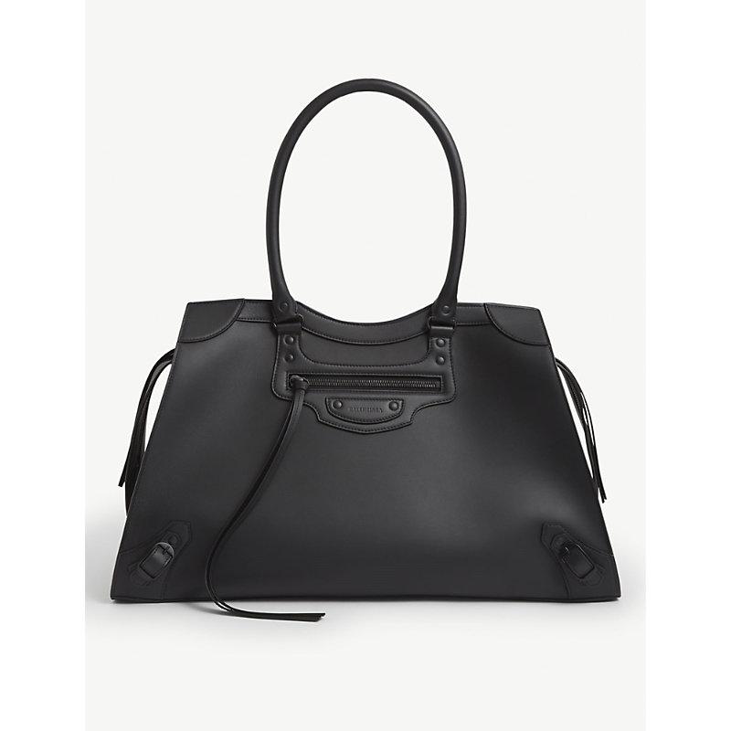 Balenciaga Bags NEO CLASSIC CITY LEATHER TOTE BAG