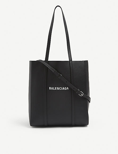 BALENCIAGA: Everyday XS leather tote