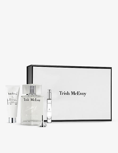 TRISH MCEVOY: Power of 9 limited-edition collection