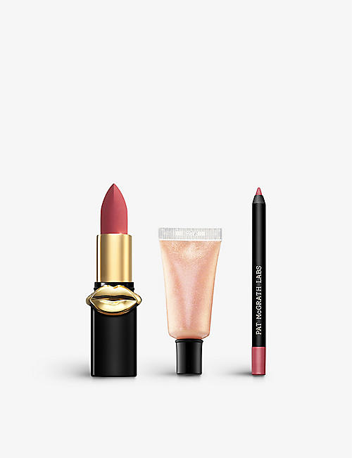 PAT MCGRATH LABS: Flesh 5 Astral lip trio