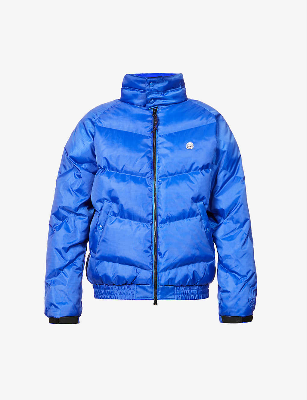 BILLIONAIRE BOYS CLUB: Padded shell-down jacket