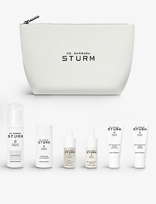 DR. BARBARA STURM: The Brightening kit
