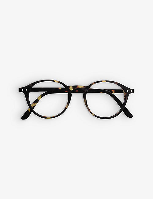 IZIPIZI: Screen #D round-frame glasses