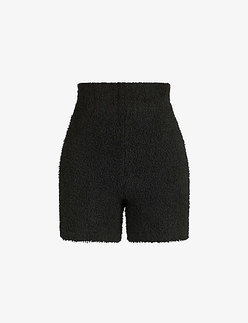 SKIMS: Cozy boucle knitted shorts