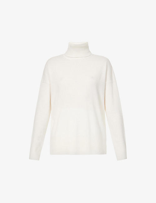 THEORY: Karenia roll-neck cashmere jumper