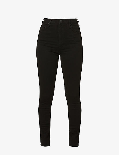 CITIZENS OF HUMANITY: Chrissy skinny high-rise jeans
