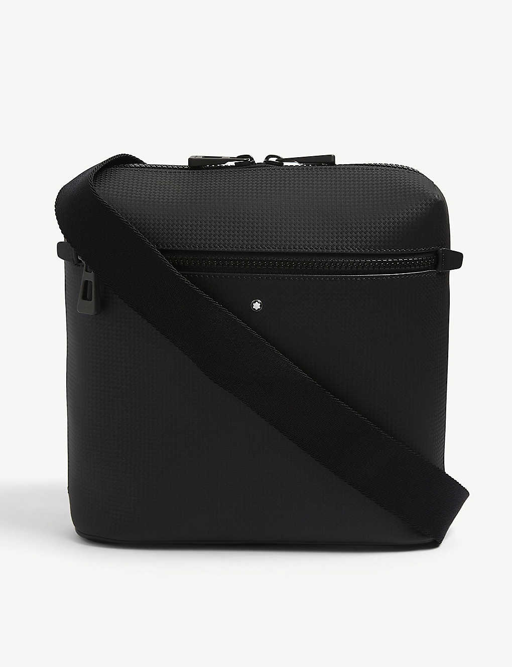 MONTBLANC: Extreme 2.0 leather messenger bag