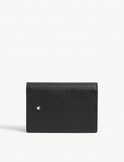 MONTBLANC: Sartorial leather card holder