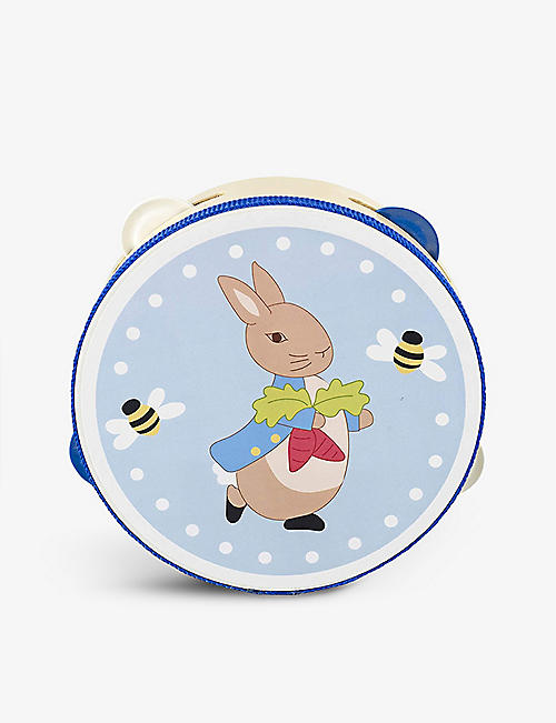 ORANGE TREE TOYS: Peter Rabbit tambourine