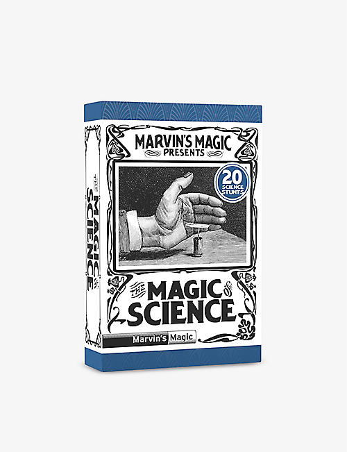 MARVINS MAGIC: The Magic of Science set