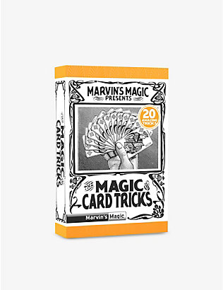 MARVINS MAGIC: The Magic of Card Tricks playing cards