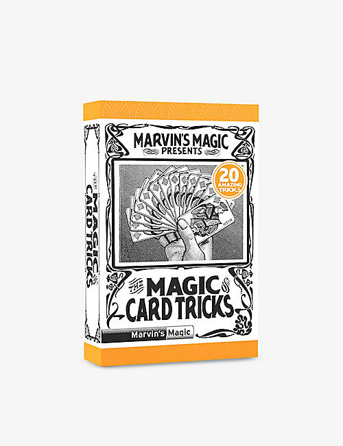 MARVINS MAGIC:神奇卡片扑克牌
