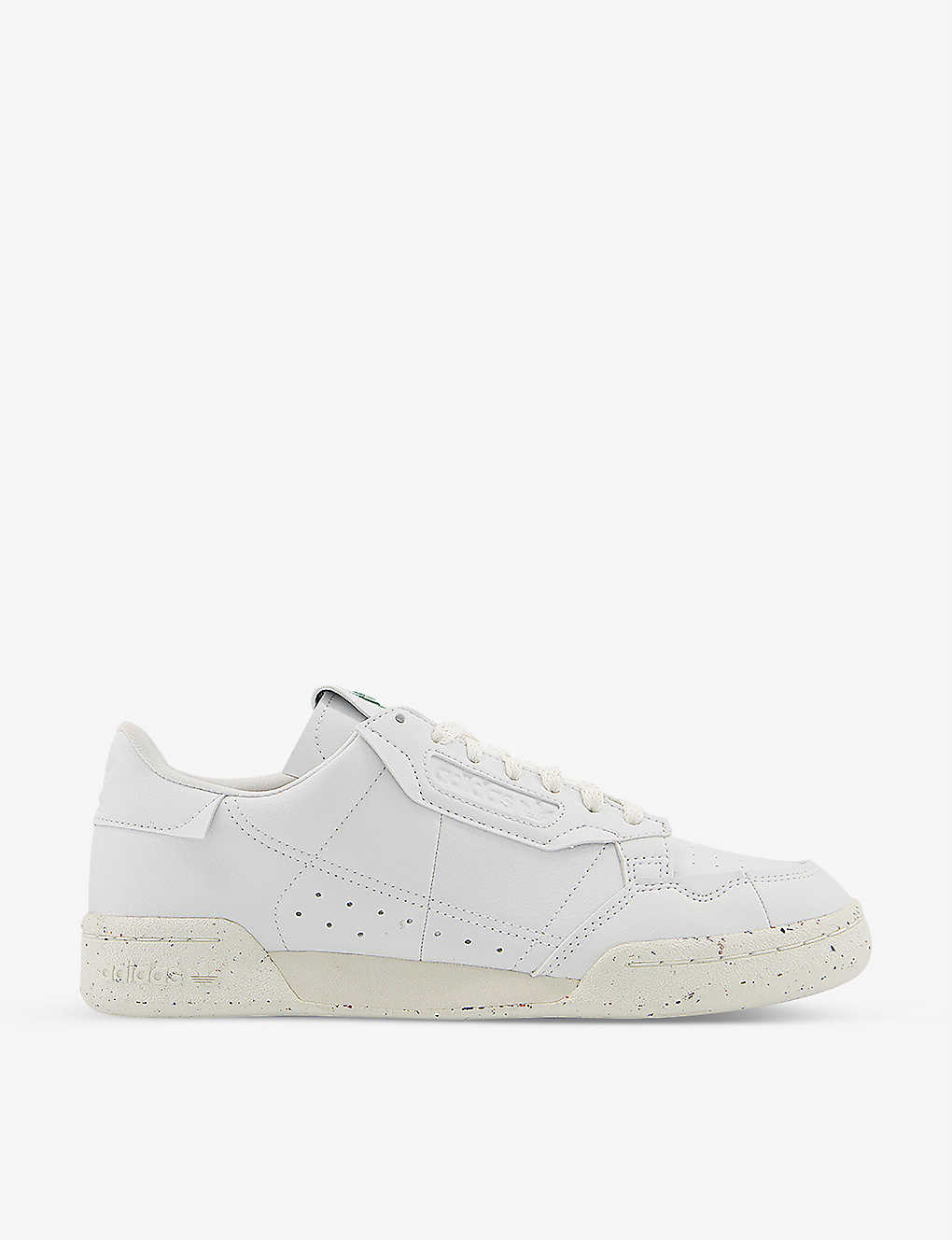 ADIDAS: Continental 80 vegan-leather trainers