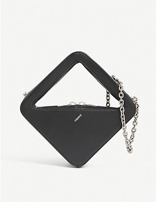 COPERNI: App mini leather top handle bag