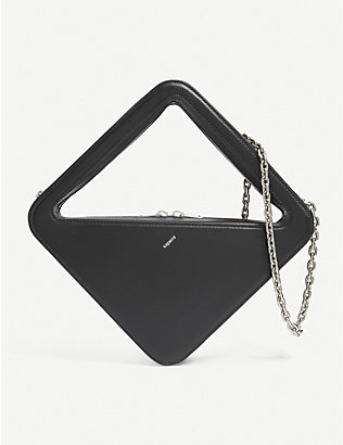 COPERNI: App leather top handle bag
