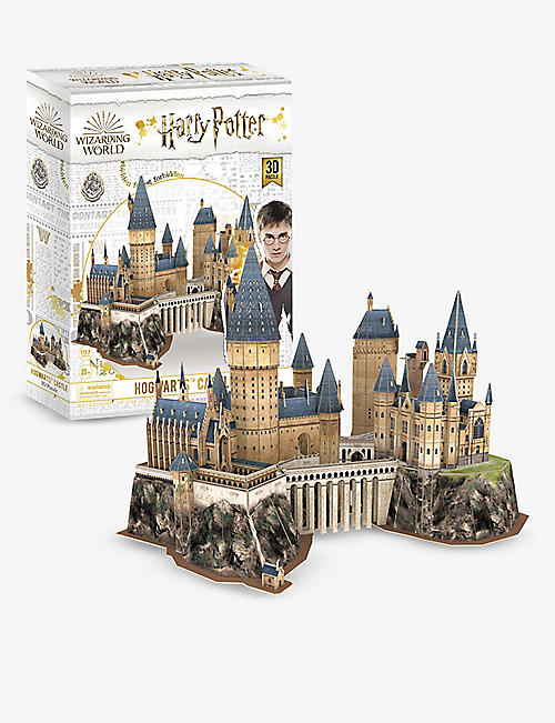 PAUL LAMOND: Harry Potter Hogwarts 3D puzzle