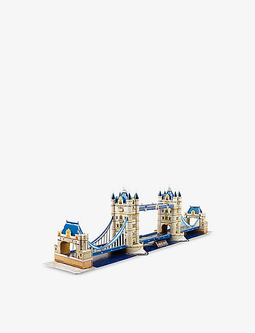 PAUL LAMOND: Tower Bridge 3D Puzzle