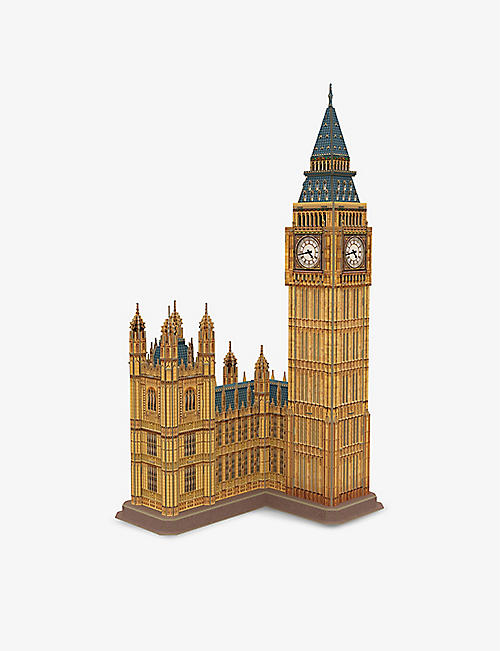 PAUL LAMOND: National Geographic Big Ben 3D jigsaw puzzle
